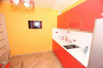 1-комн. квартира, 35 кв.м. на 4 человека, улица Водопьянова, Красноярск - Фотография 3