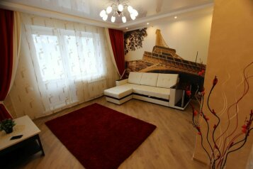 1-комн. квартира, 35 кв.м. на 4 человека, улица Водопьянова, Красноярск - Фотография 4