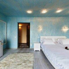 Люкс:  Номер, Люкс, 3-местный (2 основных + 1 доп), 1-комнатный, Мини-отель, улица Фрунзе, 1А на 18 номеров - Фотография 3