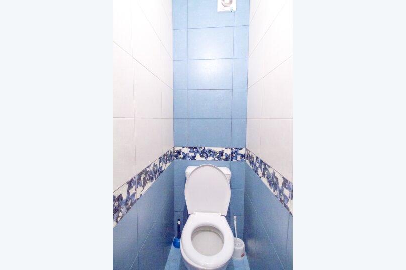 2-комн. квартира, 59 кв.м. на 6 человек, улица Земляной Вал, 41с1, метро Курская, Москва - Фотография 21