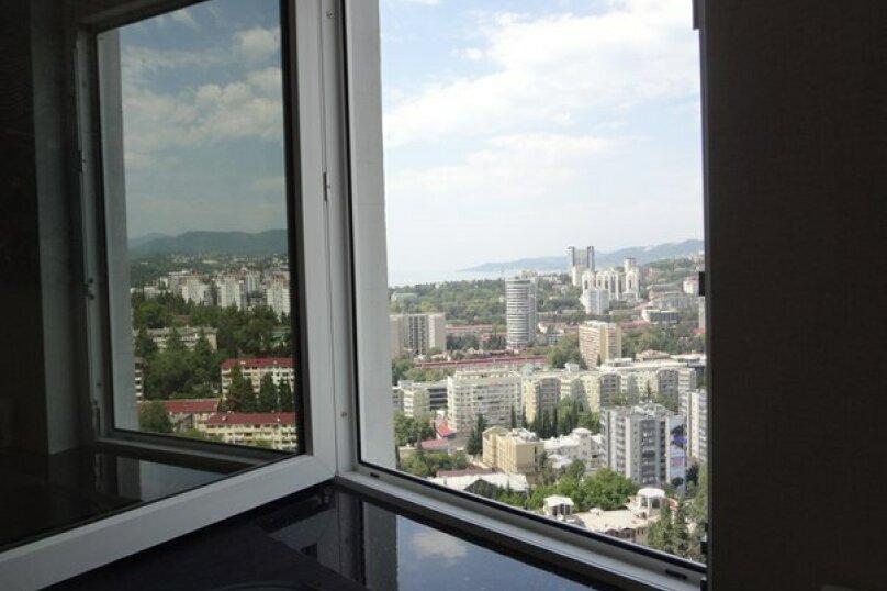 1-комн. квартира, 35 кв.м. на 2 человека, переулок Горького, 18, Сочи - Фотография 2