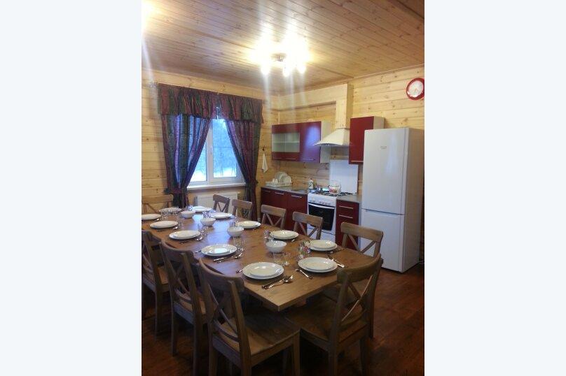Дом, 220 кв.м. на 18 человек, 5 спален, деревня Настасьино, 31, Наро-Фоминск - Фотография 17