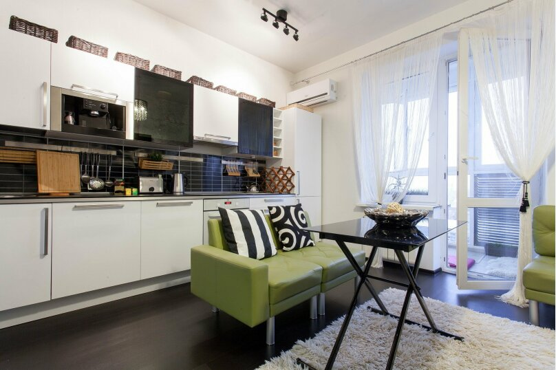 1-комн. квартира, 56 кв.м. на 3 человека, улица Папанина, 18, Екатеринбург - Фотография 4