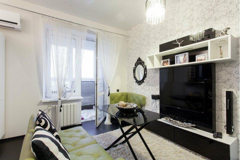 1-комн. квартира, 56 кв.м. на 3 человека, улица Папанина, 18, Екатеринбург - Фотография 7