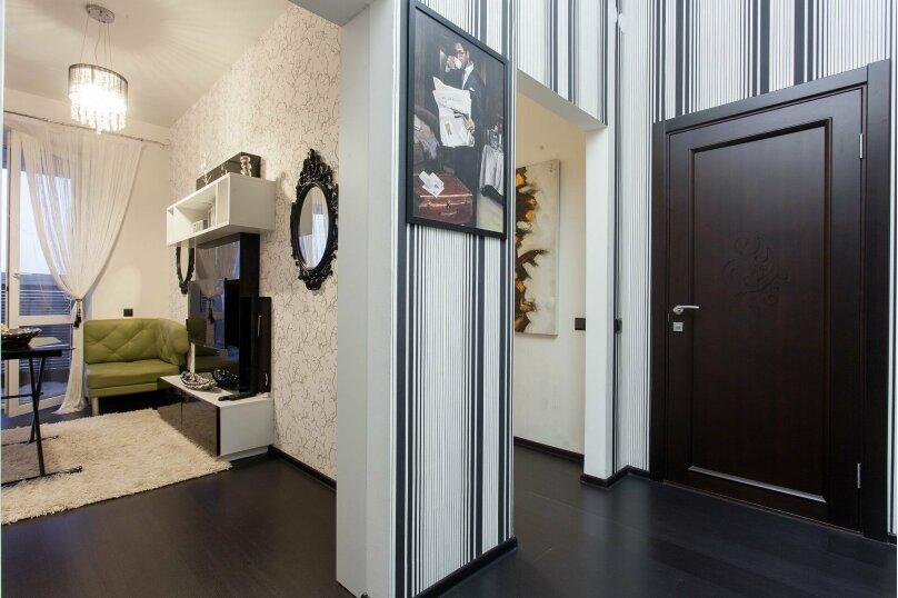 1-комн. квартира, 56 кв.м. на 3 человека, улица Папанина, 18, Екатеринбург - Фотография 20