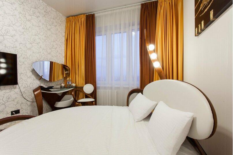 1-комн. квартира, 56 кв.м. на 3 человека, улица Папанина, 18, Екатеринбург - Фотография 25