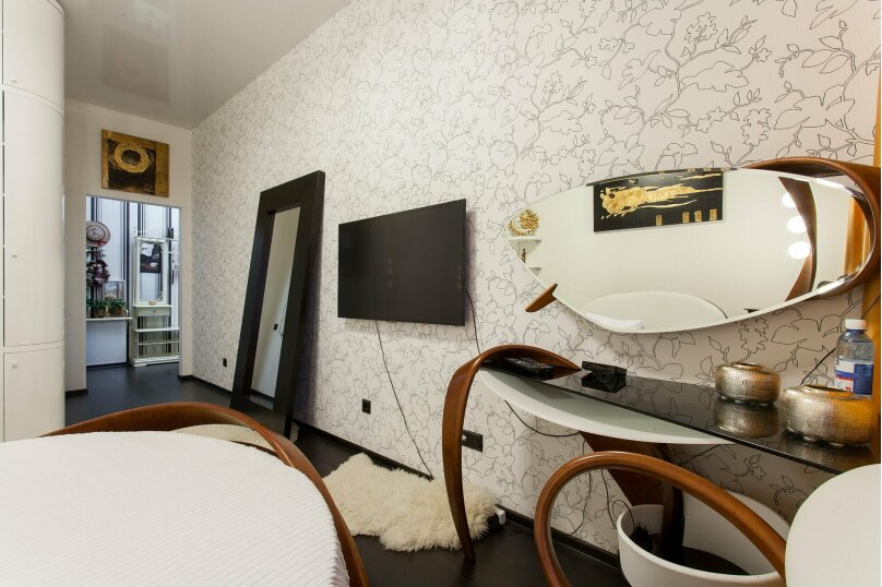 1-комн. квартира, 56 кв.м. на 3 человека, улица Папанина, 18, Екатеринбург - Фотография 28