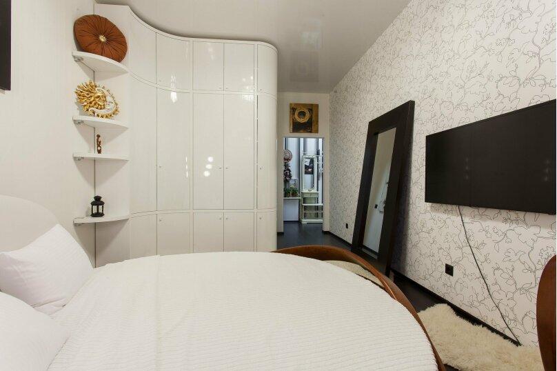1-комн. квартира, 56 кв.м. на 3 человека, улица Папанина, 18, Екатеринбург - Фотография 29