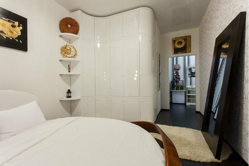 1-комн. квартира, 56 кв.м. на 3 человека, улица Папанина, 18, Екатеринбург - Фотография 32