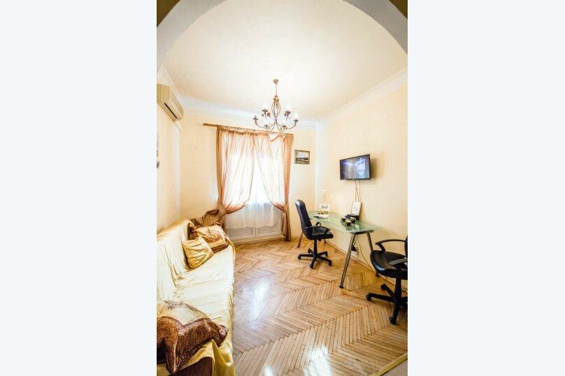 2-комн. квартира, 52 кв.м. на 6 человек, проспект Мира, 70, метро Проспект Мира, Москва - Фотография 6