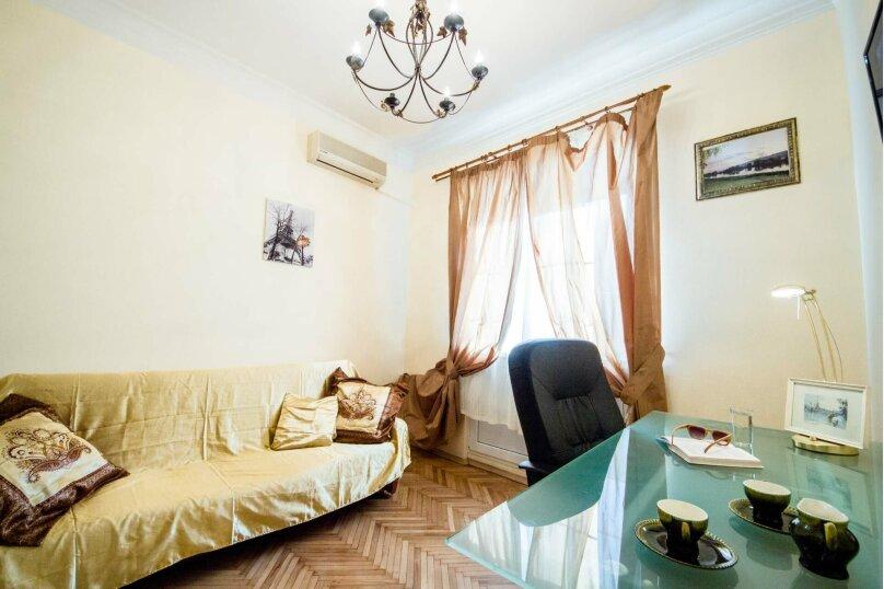 2-комн. квартира, 52 кв.м. на 6 человек, проспект Мира, 70, метро Проспект Мира, Москва - Фотография 8
