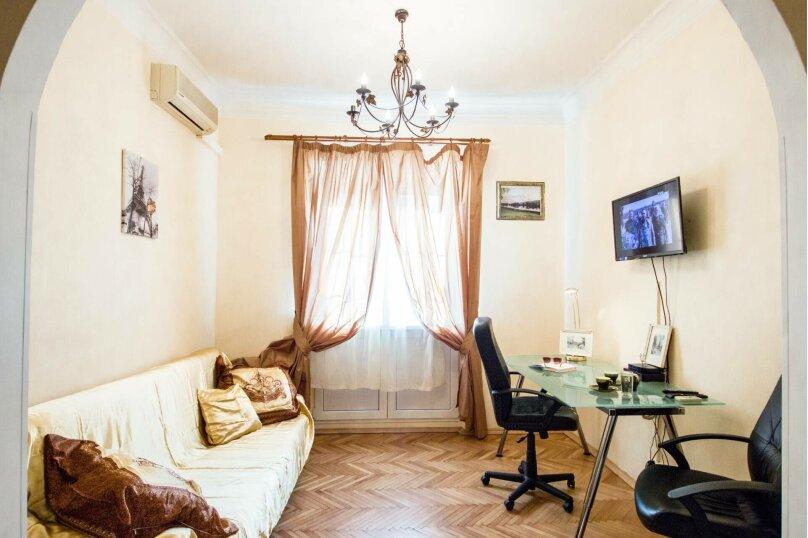 2-комн. квартира, 52 кв.м. на 6 человек, проспект Мира, 70, метро Проспект Мира, Москва - Фотография 9