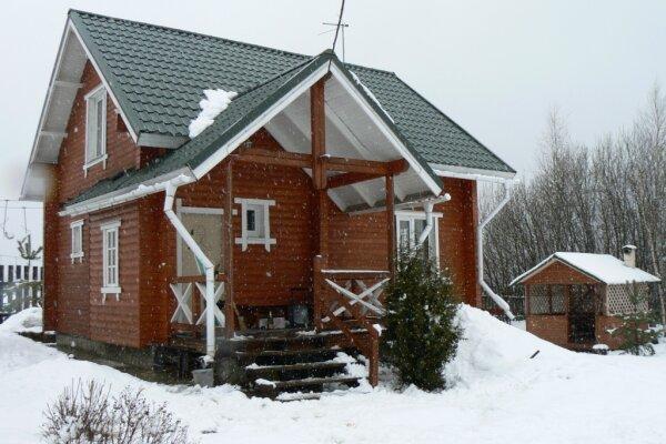 Коттедж, 100 кв.м. на 10 человек, 4 спальни, деревня Стрёково , 72, Яхрома - Фотография 1