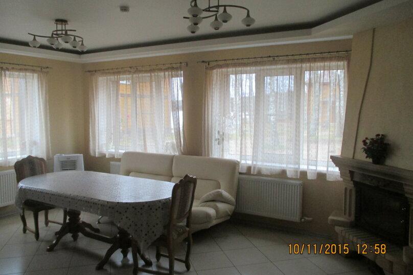 Коттедж №1 Улучшенная вилла, 150 кв.м. на 14 человек, 7 спален, д.Осцы, 1, Осташков - Фотография 14