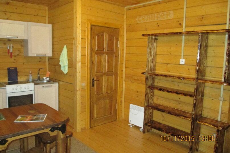 Коттедж на 4 человека, 1 спальня, д.Осцы, 4, Осташков - Фотография 6