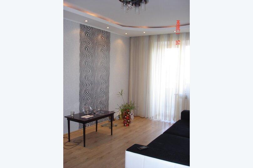 2-комн. квартира, 55 кв.м. на 4 человека, проспект Льва Ландау, 16, Харьков - Фотография 5