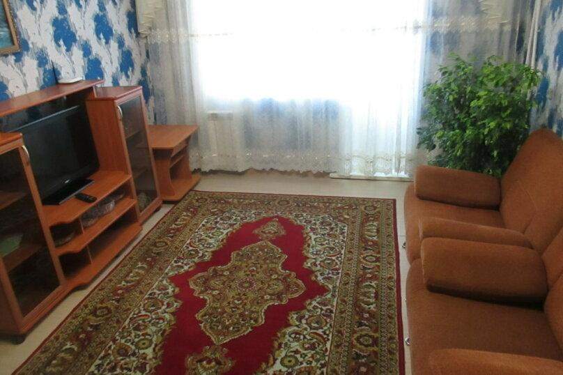 2-комн. квартира, 56 кв.м. на 5 человек, улица Дзержинского, 25, Шерегеш - Фотография 3