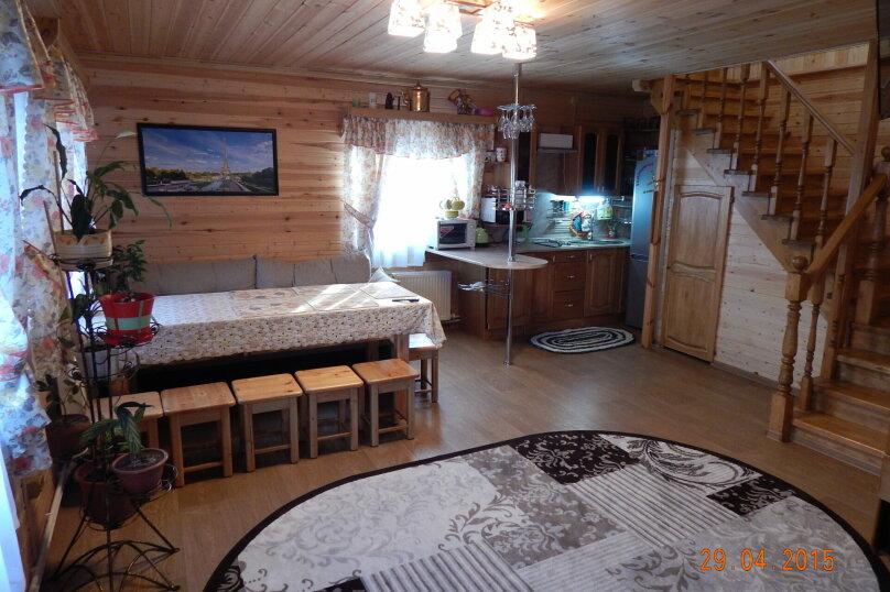Коттедж, 80 кв.м. на 8 человек, 3 спальни, Профсоюзная улица, 1А, Суздаль - Фотография 2