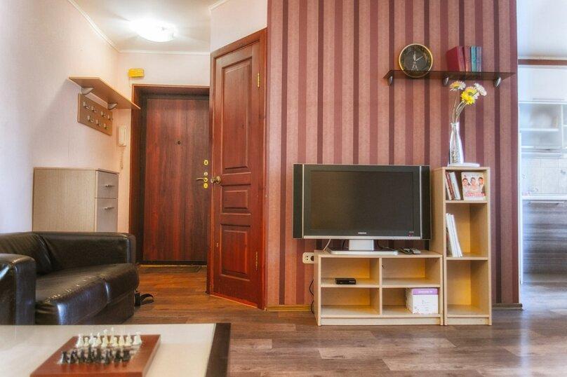 3-комн. квартира, 65 кв.м. на 6 человек, улица Жилина, 62, Тольятти - Фотография 5