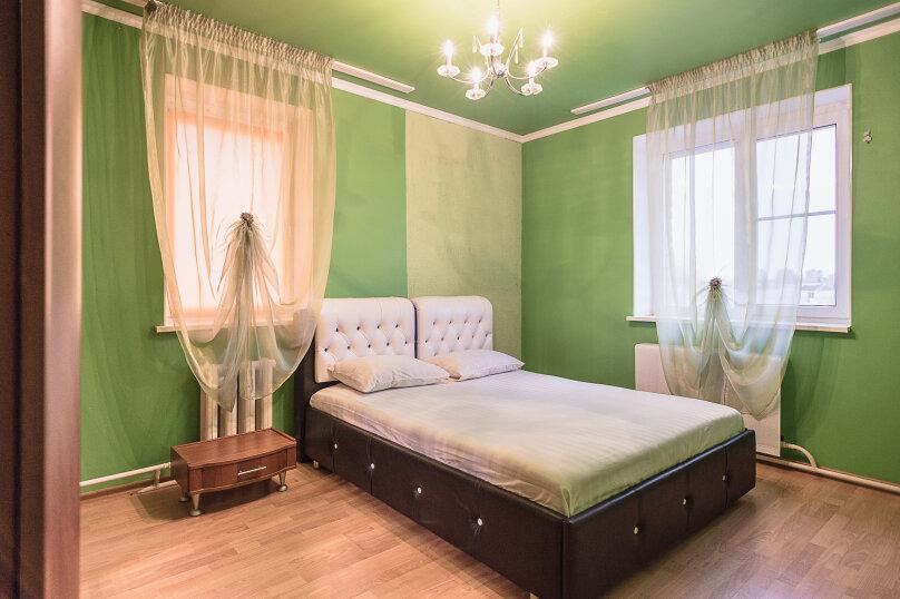 3-комн. квартира, 85 кв.м. на 5 человек, Молодёжный бульвар, 13, Тольятти - Фотография 1