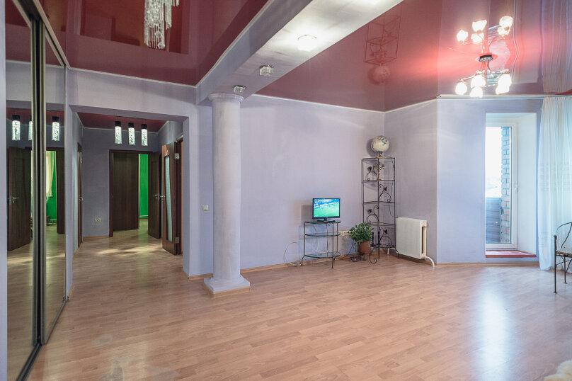 3-комн. квартира, 85 кв.м. на 5 человек, Молодёжный бульвар, 13, Тольятти - Фотография 3