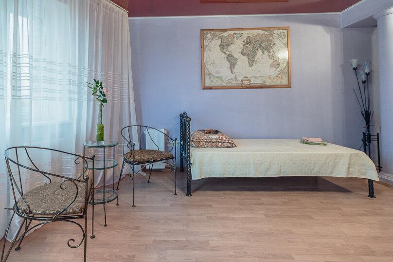3-комн. квартира, 85 кв.м. на 5 человек, Молодёжный бульвар, 13, Тольятти - Фотография 6
