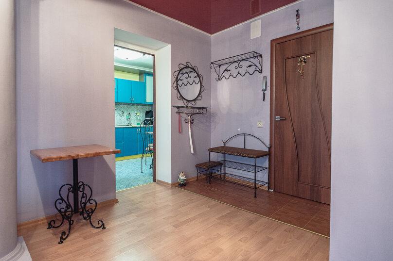 3-комн. квартира, 85 кв.м. на 5 человек, Молодёжный бульвар, 13, Тольятти - Фотография 7