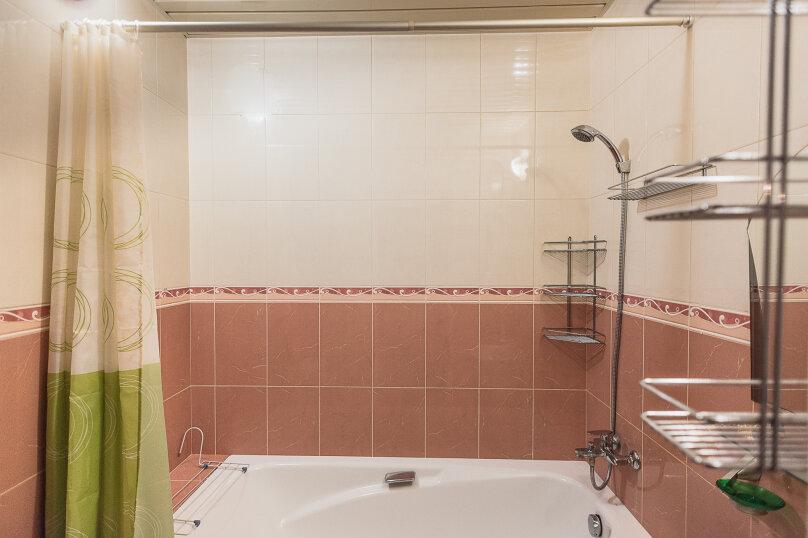 3-комн. квартира, 85 кв.м. на 5 человек, Молодёжный бульвар, 13, Тольятти - Фотография 11
