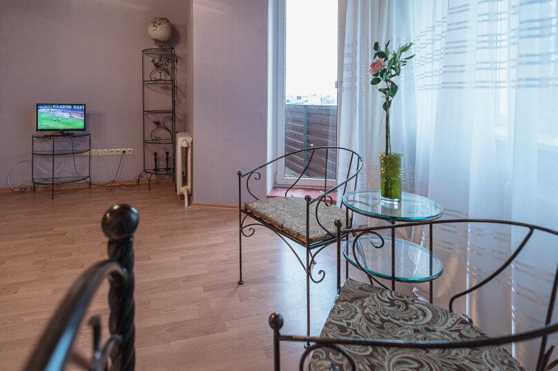 3-комн. квартира, 85 кв.м. на 5 человек, Молодёжный бульвар, 13, Тольятти - Фотография 10