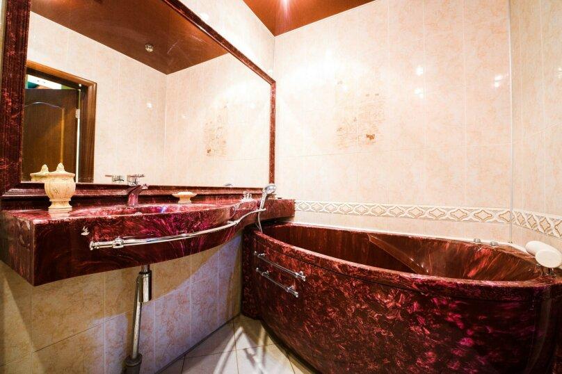 2-комн. квартира, 70 кв.м. на 4 человека, бульвар Ибрагимова, 46, Уфа - Фотография 3