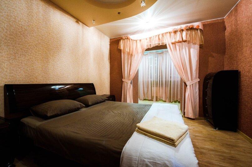 2-комн. квартира, 70 кв.м. на 4 человека, бульвар Ибрагимова, 46, Уфа - Фотография 9