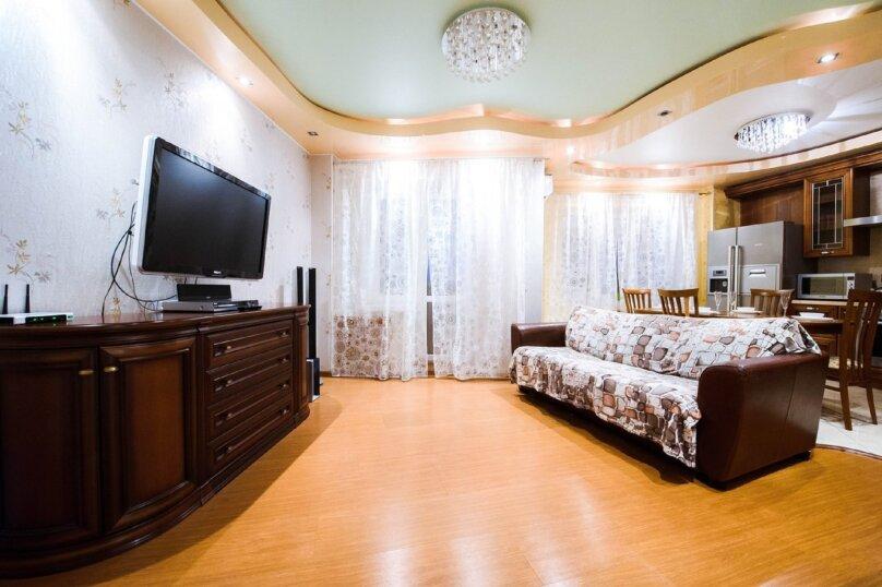 2-комн. квартира, 70 кв.м. на 4 человека, бульвар Ибрагимова, 46, Уфа - Фотография 12