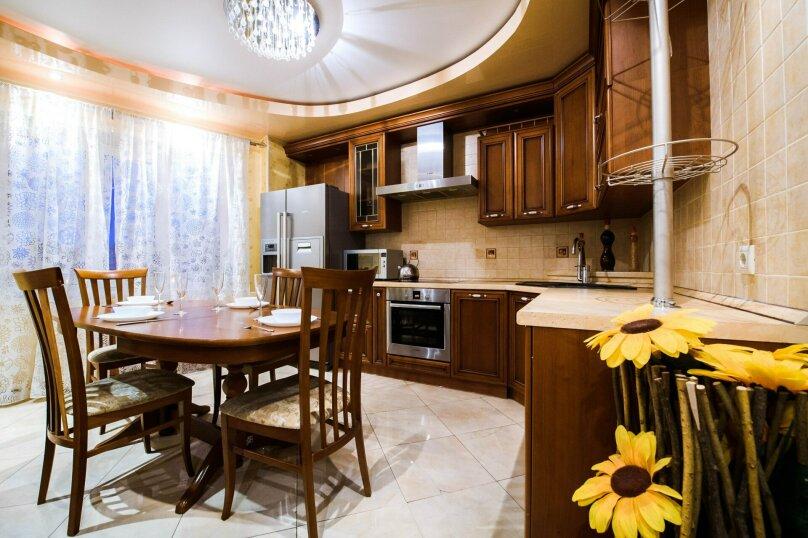 2-комн. квартира, 70 кв.м. на 4 человека, бульвар Ибрагимова, 46, Уфа - Фотография 14