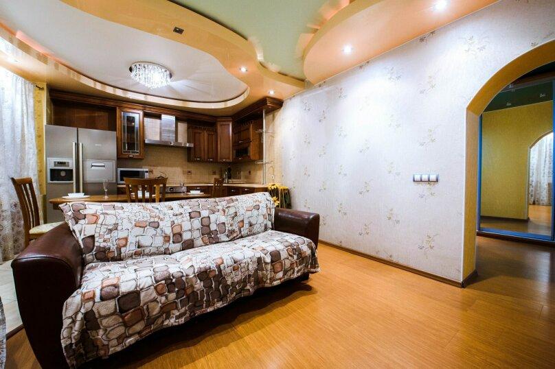 2-комн. квартира, 70 кв.м. на 4 человека, бульвар Ибрагимова, 46, Уфа - Фотография 16