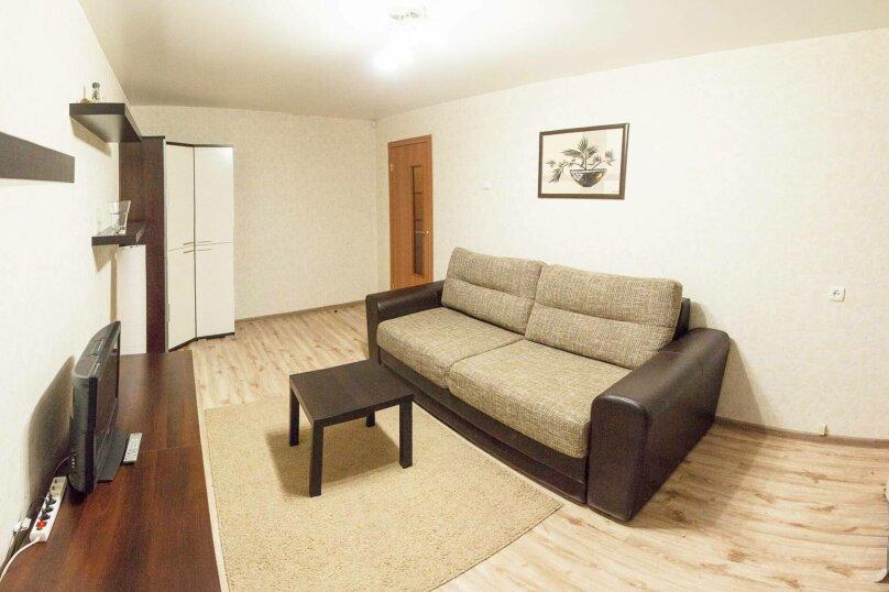 1-комн. квартира, 40 кв.м. на 2 человека, улица Кирова, 98А, Курган - Фотография 1