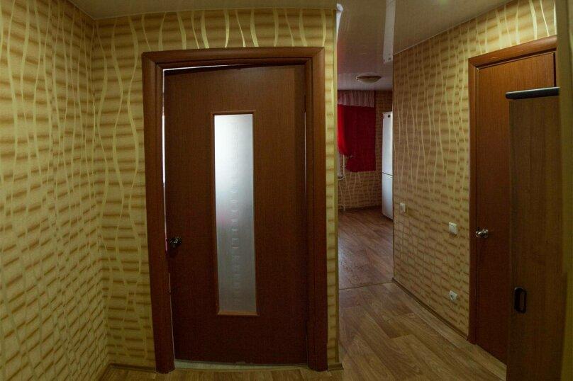 1-комн. квартира, 40 кв.м. на 2 человека, улица Савельева, 58, Курган - Фотография 5