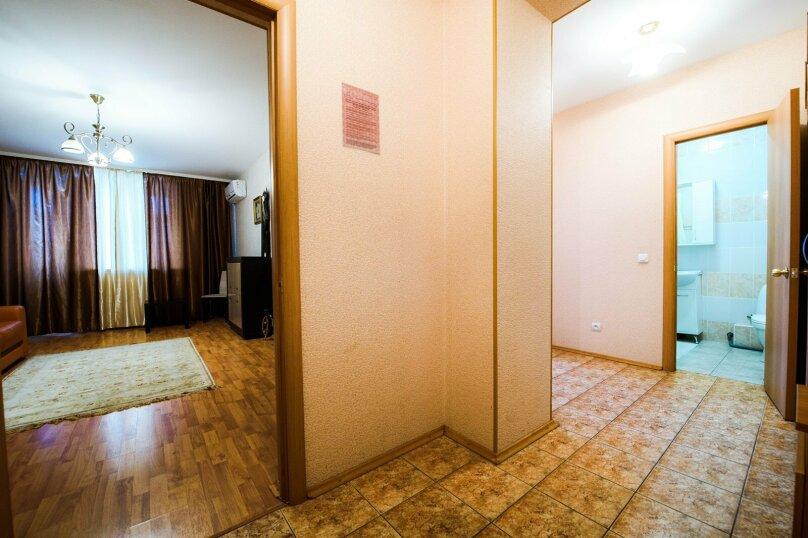 2-комн. квартира, 58 кв.м. на 4 человека, Новомостовая улица, 8, Уфа - Фотография 9