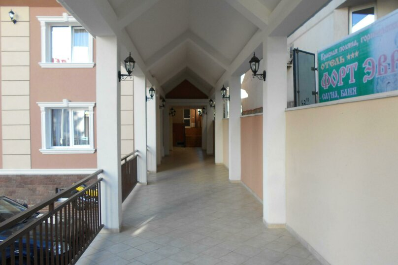 Гостевой дом в п. Красная Поляна, Заповедная улица, 3 на 15 комнат - Фотография 2