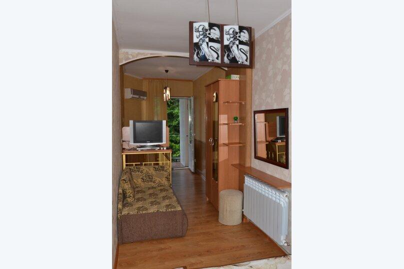 Двухуровневый коттедж у моря, 25 кв.м. на 3 человека, 1 спальня, улица Горького, 5, Алушта - Фотография 4