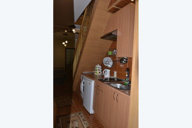 Двухуровневый коттедж у моря, 25 кв.м. на 3 человека, 1 спальня, улица Горького, 5, Алушта - Фотография 5