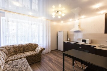 1-комн. квартира, 54 кв.м. на 4 человека, улица Джалиля Киекбаева, 6, Советский район, Уфа - Фотография 1