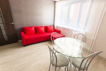 1-комн. квартира, 54 кв.м. на 4 человека, улица Джалиля Киекбаева, Советский район, Уфа - Фотография 3