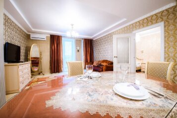 2-комн. квартира, 80 кв.м. на 4 человека, улица Пушкина, Кировский район, Уфа - Фотография 1