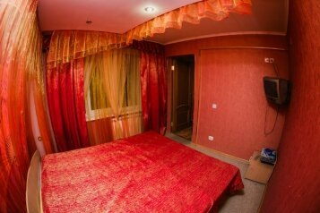 3-комн. квартира, 60 кв.м. на 7 человек, улица Ботвина, Ленинский район, Астрахань - Фотография 3