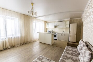 2-комн. квартира, 64 кв.м. на 4 человека, улица Менделеева, Кировский район, Уфа - Фотография 2