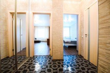 2-комн. квартира, 52 кв.м. на 4 человека, улица Гоголя, Ленинский район, Уфа - Фотография 4