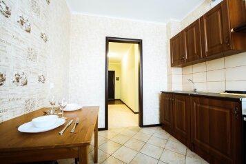 2-комн. квартира, 58 кв.м. на 4 человека, улица Менделеева, Советский район, Уфа - Фотография 4