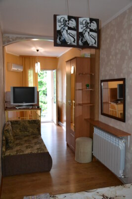 Двухуровневый коттедж у моря, 25 кв.м. на 3 человека, 1 спальня, улица Горького, 5, Алушта - Фотография 1