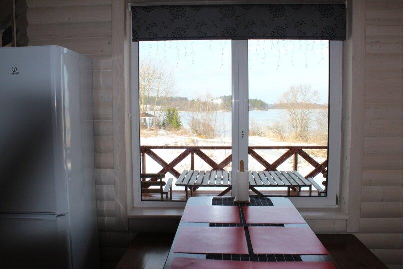 Коттедж в Рантуэ, 80 кв.м. на 6 человек, 2 спальни, Рантуэ, без номера, Сортавала - Фотография 11