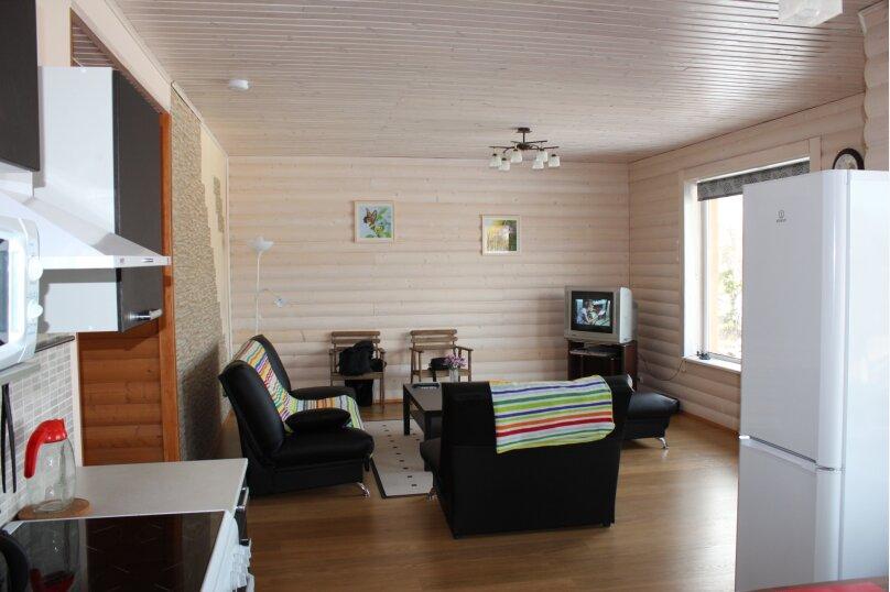 Коттедж в Рантуэ, 80 кв.м. на 6 человек, 2 спальни, Рантуэ, без номера, Сортавала - Фотография 12